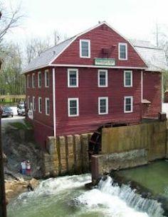 Arkansas in the Civil War: War Eagle Mill - Northwest Arkansas