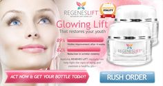 Glowing lift that restores your youth. Applying Regens Lift regularly can help fight the sign of aging maintain a healthy glow. Free Trial