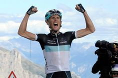 Andy Schleck is moving on as an entrepreneur.  Photo: Andy Schleck wins stage 18 of the 2011 Tour de France
