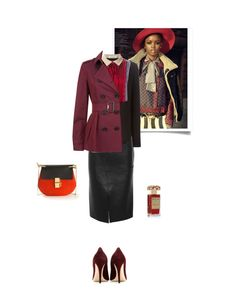 """""""When the day has come..."""" by katelyn999 ❤ liked on Polyvore featuring Tom Ford, Valentino, Miu Miu, Burberry, Chloé, Roja Parfums, colors, personalstyle and fall2015"""