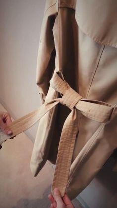 Ways To Wear A Scarf, How To Wear Scarves, Look Fashion, Fashion Beauty, Womens Fashion, Diy Belt For Dresses, Diy Fashion Hacks, Fashion Tips, Look 2015