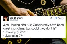 29 Hilarious Music Tweets That Will Make You Laugh Every Time