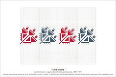 Folk Embroidery, Cross Stitch Embroidery, Embroidery Patterns, Cross Stitch Patterns, Stitch 2, Hama Beads, Beading Patterns, Pixel Art, Pattern Design
