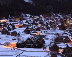 Shirakawa-go #japan #gifu