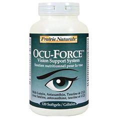 PRAIRIE NATURALS Ocu Force (120 Softgels)