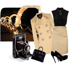 """""""A Day in the life..."""" by stylettohaute on Polyvore"""