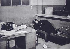 México, 1957.  Delegación de Policía  Nacho López.
