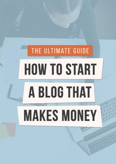 Tips and Tricks: How To Make Money As A Blogger - #infographic