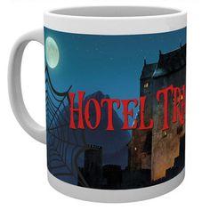 Taza Hotel Transilvania 2 Estupenda taza con la imagen de la portada de la película de animación Hotel Transilvania 2.