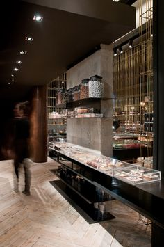 Sweet Alchemy pastry shop by Kois Associated Architects, Athens store design