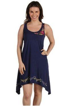 JWLA Women's Debbie Asymmetrical Sun Dress « Dress Adds Everyday  Make this maxi!  Two tiers.