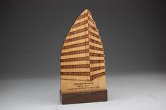 Shield Award with Base Award Display, Awards, Base, Unique, Award Certificates
