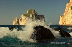 Olas y la energía eterna del mar!