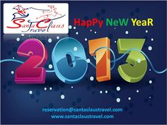 Happy new year Christmas Offers, Merry Christmas And Happy New Year, Egypt, Santa, Poster, Travel, Viajes, Destinations, Traveling