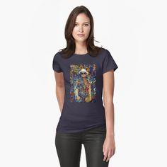 Funky singer rainbow abstract Womens T-Shirt #tee #tshirt #womens #fitted #clothing #Painting #Painting #Oil #Digital #Acrylic #Streetart #mars #Music #Pop #Rock #Rnb #Dance #Hipster #Fanarts #Freestyle #Breakdance #Groovin #Vangogh #Fullcolor #Geek #Comics #Danceparty