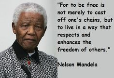 nelson mandela quotes - Google Search