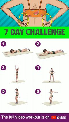 Full Body Gym Workout, Gym Workout Videos, Gym Workout For Beginners, Abs Workout Routines, Fitness Workouts, Butt Workout, At Home Workouts, Workout Women, Back Fat Workout No Equipment
