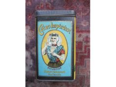 Blik cacao imperator te koop aangeboden   ZeelandNet Prikbord
