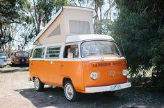 Clancy - Kombi Camper  RipaRide, Melbourne