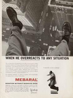 Vintage pharmaceutical ad