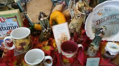 Beautiful Fall inspirational gifts.   www.oquinnchristianbookstore.com