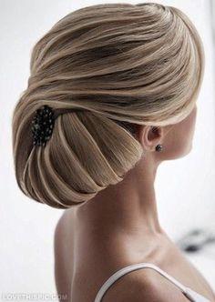 Hair sweep