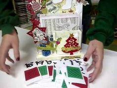 Calendario de Adviento y álbum de Navidad por Eva Sanz