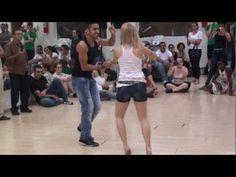 J Junior e Jussara Andrade - BSB Dança - YouTube