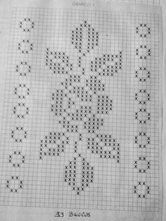 Here you can look and cross-stitch your own flowers. Cross Stitch Bookmarks, Cross Stitch Borders, Cross Stitch Rose, Cross Stitch Flowers, Cross Stitch Designs, Cross Stitching, Cross Stitch Embroidery, Cross Stitch Patterns, Filet Crochet