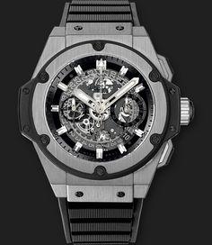 Unico Titanium - Hublot | Relógios de Luxo Suíços para Homens e Mulheres