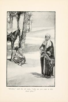 Arabian nights illustrated by Walter Paget  https://ia601409.us.archive.org/BookReader/BookReaderImages.php?zip=/30/items/arabiannights00rous/arabiannights00rous_jp2.zip&file=arabiannights00rous_jp2/arabiannights00rous_0017.jp2&scale=2&rotate=0