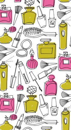 Alanna Cavanagh  Perfume pattern   2013