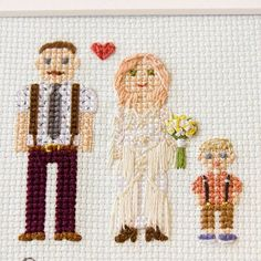 Have you seen this cute wedding portrait a post back? First it was quite a challenge to make the bride's dress and hair, then it was a real challenge to choose only one close up picture of so many I took.but I'm going to share side by side picture too.