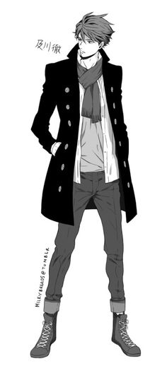 Oikawa Tohru: Aoba Johsai's Captain, The Great King (Haikyuu! Anime Sexy, Anime Sensual, Hot Anime Guys, I Love Anime, Anime Boys, Manga Anime, Manga Boy, Anime Art, Avatar Forum