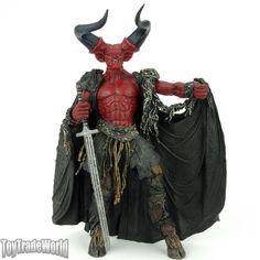 """Movie Maniacs 5 Legend LORD OF DARKNESS 7"""" Action Figure McFarlane Toys 2004 #McFarlaneToys"""