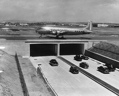 1950's LAX tunnel.
