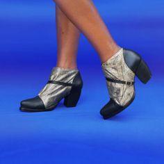 #prestonzly #salute #medium #heel - handmade in Bali