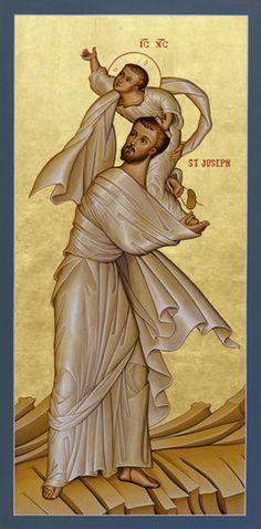 Saint Joseph pray for us.