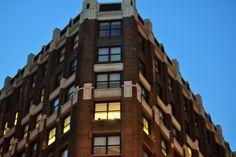 Corner building NY 8/2015