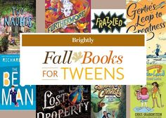 Secret societies, blended families, supernatural adventures — there's much to love in the great group of middle grade books coming out this fall.