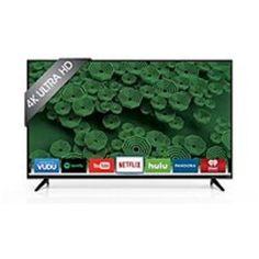 Vizio D55U-D1 55-inch 4K Ultra HD LED Smart TV - 3840 x 2160 - (Refurbished) for Sale