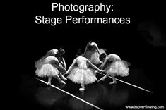 Stage Performance Photography Tips, Perfect Tutorial for Taking Christmas Program Pictures!  http://www.itsoverflowing.com/2012/12/stage-performance-photography-tips/ #photography #slr
