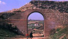 Kıyıköy castle-Constructive: Romans-Year built: Roman Emperor I. Justinianus Justinyen period(527&565)-Repair years: 9th and 10th century-Kıyıköy-Vize-Kırklareli