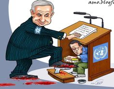 IsraHell. They control the UN, the USA, Europe, you get the point ... kd