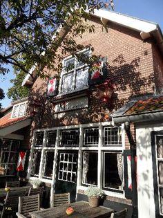 Eetcafé Moeke Spijkstra, Blaricum, Noord-Holland.