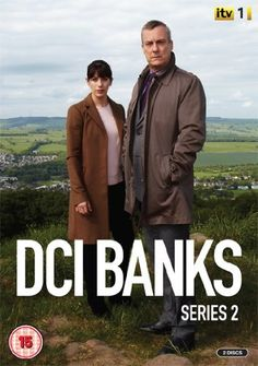 DCI Banks - one last BBC detective series. He feels like a modern George Gently, with a complicated personal life. Mystery Show, Mystery Series, Bbc Tv Shows, Movies And Tv Shows, Dci Banks, Peter Robinson, Tv Detectives, Detective Series, Uk Tv