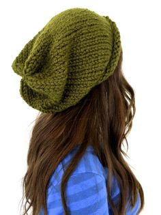 The year-round Brooklyn accessory: the slouchy hat. I think the seven dwarfs were the original trendsetters here! This hat is unisex and incredibly versatile. While the close knit keeps it warm and perfect for winter, the drapy droop makes it breezy enough for fall and spring.This is an easy level knitting pattern using double pointed needles. If you are new to this technique this is a great beginner's project!Pattern will be available for instant download upon payment.Dimensions of finished…