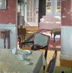 Mark Karnes Interior with Sugar Bowl, 2000