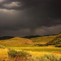 Thunder storm - Utah