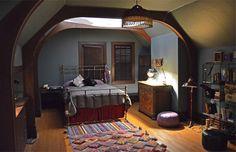 Violet Harmon's bedroom (American Horror Story)